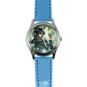 【卡漫城】 海賊王 手錶 羅賓 ㊣版 One Piece 航海王 妮可 Robin 花花果實 皮革錶 女錶 男錶 兒童錶