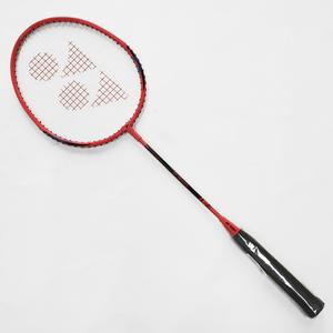 Yonex B4000 [B-4000CLR] 羽球拍 標準 輕量型 輕鬆掌握 紅黑