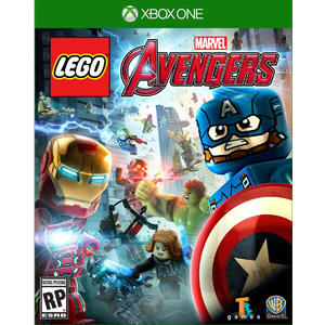 X1 Lego Marvel Avengers 樂高:復仇者聯盟(美版代購)