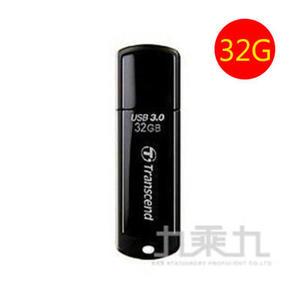 創見32G USB3.0 隨身碟-黑(高速介面) TS32GJF700