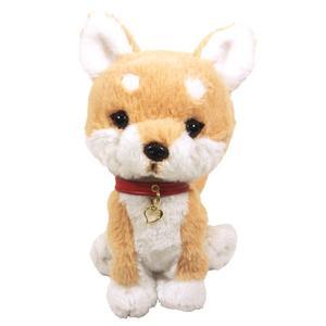 日本PUPS可愛玩偶 柴犬 仿真小狗絨毛娃娃公仔毛絨玩具狗聖誕節禮物狗雜貨生日禮物紀念日兒童