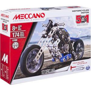 《 Meccano 》 5合1摩托車組 / JOYBUS玩具百貨