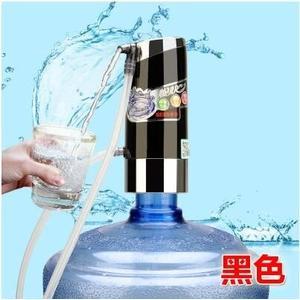 【黑色】純淨水桶壓水器礦泉水桶電動上水加水吸水器飲水機抽水泵