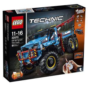 LEGO樂高 Technic 系列 6x6 越野車_LG42070