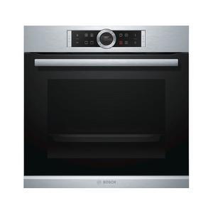 【甄禾家電】 BOSCH 博世  Serie8 HBG634BS1, 不鏽鋼色系 烤箱美烘焙與燒烤 71L
