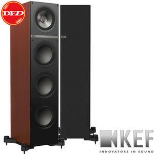 (週慶殺0利率)英國KEF Q700落地揚聲器喇叭 Uni-Q同軸同點 黑橡木色 公貨 限量送原廠Q200C中置喇叭