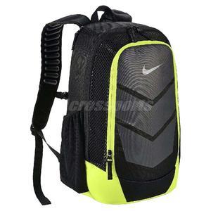 557e4e253 Nike 後背包Vapor Speed 黑灰螢光綠Max Air 氣墊背帶包包