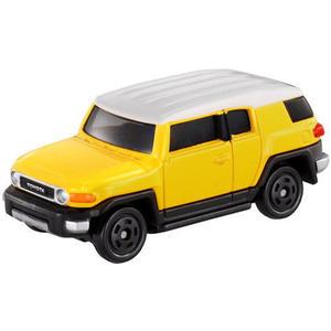 TOMICA NO.085 TOYOTA FJ CRUISER_TM085A 多美小汽車