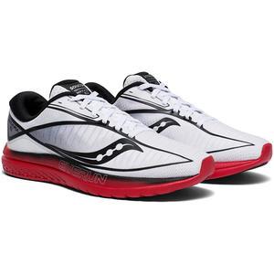 Saucony 19SS 頂級 緩衝 十周年紀念 男慢跑鞋 KINVARA 10系列 S20467-3 贈腿套【樂買網】