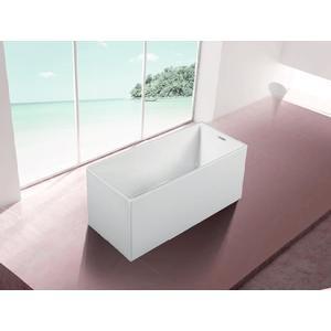 【台灣吉田】8686-227 無接縫獨立浴缸/空缸 小尺寸109~138cm 壓克力材質