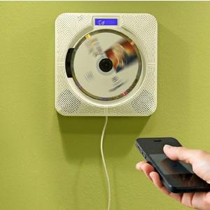 經典數位~壁掛式CD播放器~支援藍芽收音機無線遙控
