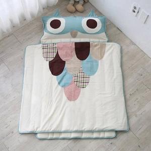 韓國 THE ZAZAK 睡袋/兒童睡袋 貓頭鷹