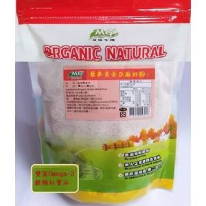 三色藜麥亞麻籽粉/600g(即食)