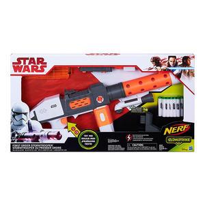 《 NERF 樂活打擊 》星際大戰電影 8 - 帝國軍豪華射擊器╭★ JOYBUS玩具百貨
