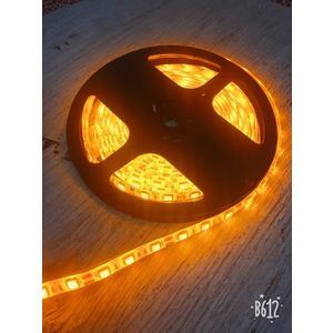 【世明國際】5米防水LED 5050 五米黃光燈條 LED燈條 露營 戶外 裝飾 氣氛 間接照明 裝潢 車用