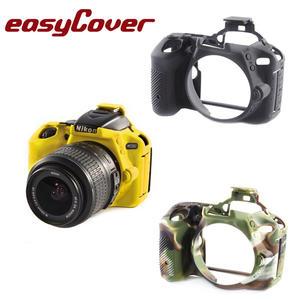 ◎相機專家◎ easyCover 金鐘套 Nikon D5500 D5600 適用 果凍 矽膠 防塵 保護套 公司貨 另有D5