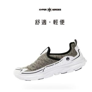 HYPER HEROES 健行運動休閒鞋 H17220102210 -灰白款   OS小舖