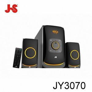 【Sound Amazing】JS 淇譽 JY3070 藍牙全木質三件式喇叭(藍牙及USB/SD卡)