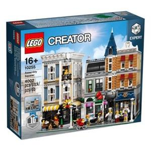 LEGO 樂高 Creator Expert ASSEMBLY Square 10255
