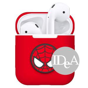 Apple AirPods 復仇者聯盟 藍芽耳機保護套 收納套 保護殼 蜘蛛人 鋼鐵人 美國隊長air pods