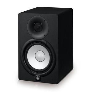 音響世界。新YAMAHA HS 7 6.5吋兩音路95W主動監聽喇叭。公司貨。黑色/附避震墊+Pro Co線材