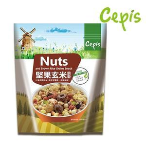 Cepis│堅果玄米脆穀 200g