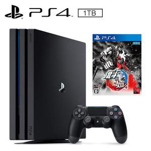 SONY PS4 PRO 1TB 主機 + 人中北斗《中文版》