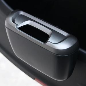 車載小垃圾桶懸掛式汽車內用車上車內車用多功能創意時尚車門專用 城市科技DF