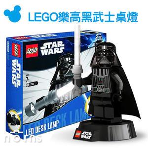 【LEGO樂高黑武士桌燈】Norns 檯燈 LED燈 STAR WARS 星際大戰