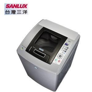 【三洋 SANLUX】超音波單槽洗衣機 灰色 15公斤《SW-15NS5》全機保固一年