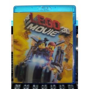 影音專賣店-Y00-155-正版BD【樂高玩電影 3D單碟】-藍光動畫 LEGO