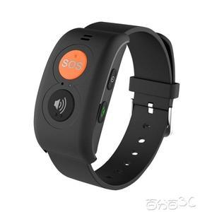 智慧手錶 愛牽掛老人定位手錶電話癡呆老年防丟器gps防走失智慧手環 百分百