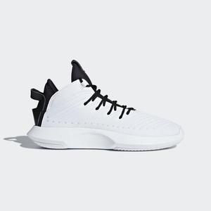 Adidas Originals Crazy 1 ADV [AQ0320] 男鞋 運動 籃球 避震 透氣 愛迪達 白黑