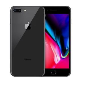 福利品 二手機 Apple iPhone8 Plus / iPhone 8+  256G 5.5吋 狀況佳 單機無盒裝 太空灰 / 6期零利率