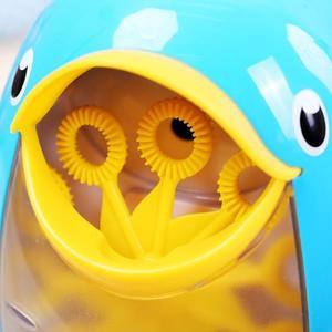 抖音同款Munchkin麥肯齊企鵝吹泡泡機發射器戲水洗澡玩具兒童洗浴 MKS宜品
