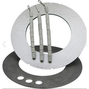 10人 2線、3線 電鍋電熱片(共用)+壓板 10人 2線 3線 大同電鍋電熱片  電鍋 加熱片 加熱器 壓板