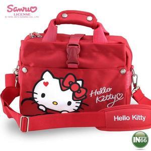 Hello Kitty凱蒂貓系列休閒側背包可裝相機323(大)