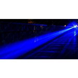 天降神兵 標示10000mw 藍光雷射筆 ~點火燒紙箱+ 可變焦可燃火柴鞭炮金紙 藍色雷射筆