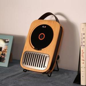 CD機 便攜式壁掛cd機發燒光盤播放機家用隨身聽學生英語播放器單曲人生 一件免運