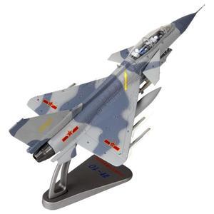 1:72殲10飛機模型合金戰鬥機軍模飛機J10殲十閱兵模擬軍事模型YYP 可可鞋櫃