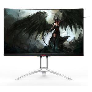 全新 AOC AGON AG322QCX9 32型曲面電競電腦螢幕