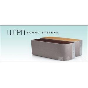 經典數位~Wren V5P WIFI無線高傳真喇叭 Android系統專用 支援3.5mm接口