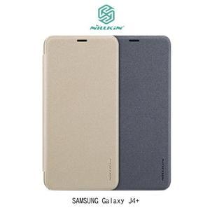 ☆愛思摩比☆NILLKIN SAMSUNG Galaxy J4+ / J6+ 星韵皮套 側翻皮套 超薄皮套 保護套 保護殼