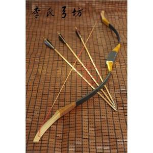 弓箭 戶外射擊射箭 比賽傳統反曲弓 【藍星居家】