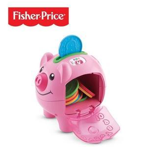 【奇哥】費雪 智慧學習小豬撲滿