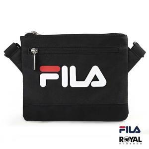 FILA 黑色 隨身 小包 斜背包 側背包 NO.H2657