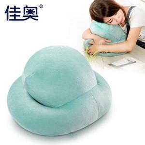 抱枕兒童午睡枕辦公室趴睡枕學生趴趴枕【轉角1號】