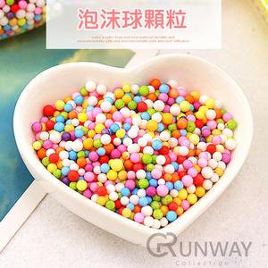 【R】泡沫球顆粒 波波球裝飾物 保麗龍球 氣球內容物 靜電漂浮 裝飾小物