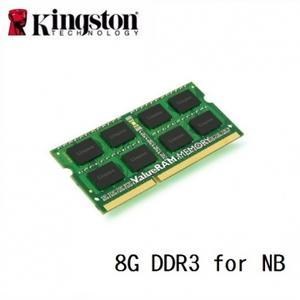 金士頓 Kingston DDR3 1600 8GB KVR16S11/8 NB 筆記型電腦用記憶體