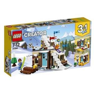 LEGO 樂高 Creator 3in1 Modular Winter Vacation 31080 (374 Piece)